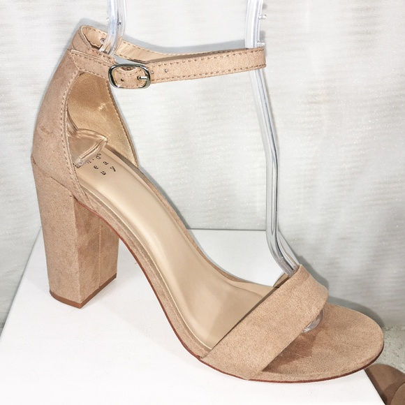 ee99390cbdd A New Day Shoes - A New Day Ema Taupe Sandal Shoes 4